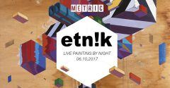 Live Painting with ETNIK