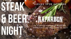 Steak & Beer Night