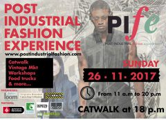 Post Industrial Fashion Experience