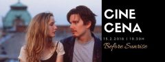 Cine Cena: Before Sunrise