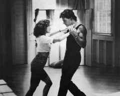 dirty dancing CUADRADA