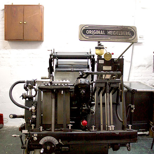 l'automatica barcelona printing press