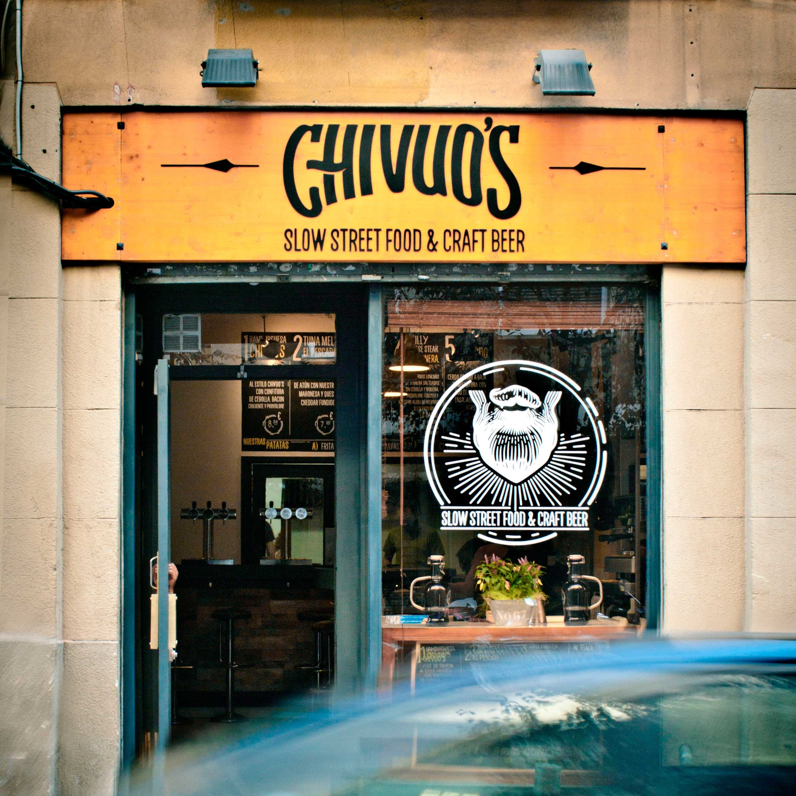 Chivuo's Street Food & Craft Beer