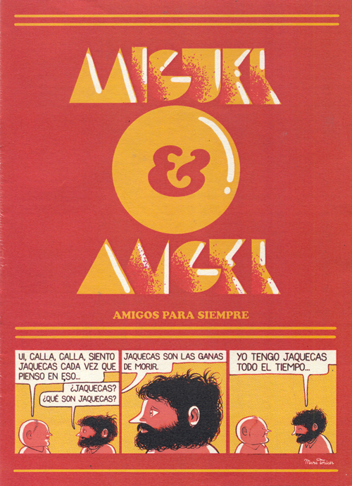 Fanzine: Miguel & Angel de Marc Torices