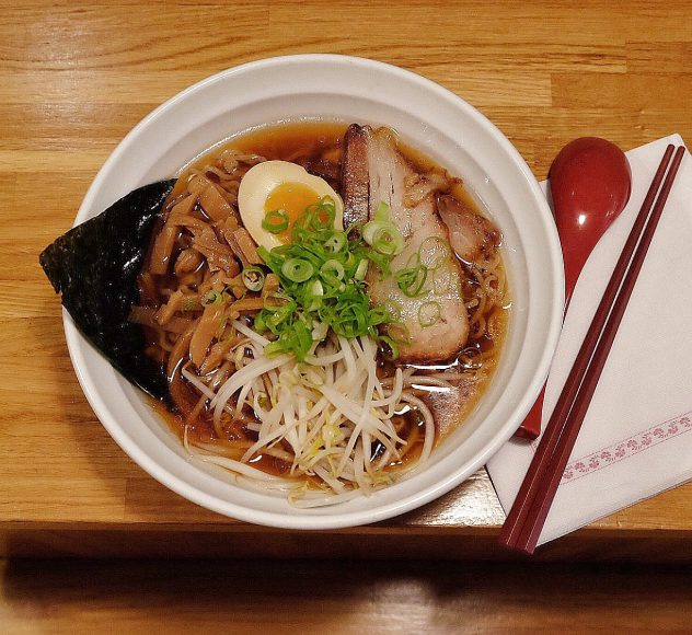 Grasshopper Ramen bar en Barcelona