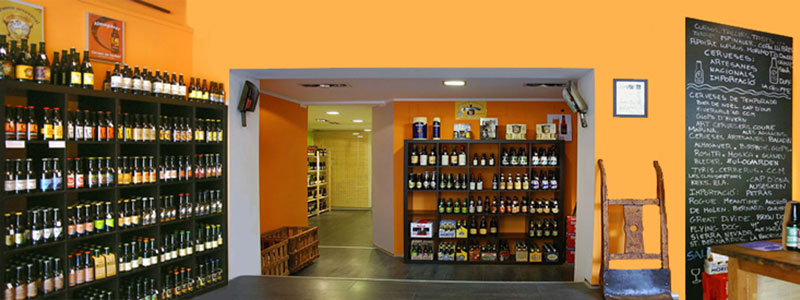 Rosses i Torrades barcelona beer shop